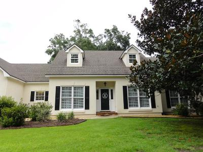 Valdosta Single Family Home For Sale: 103 Knob Hill