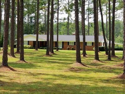 Nashville Single Family Home For Sale: 12559 Highway 129