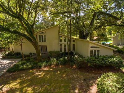 Single Family Home For Sale: 3321 Plantation Drive