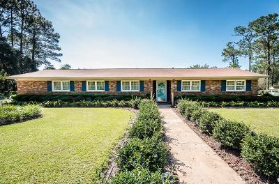 Single Family Home For Sale: 3008 Webb Dr.