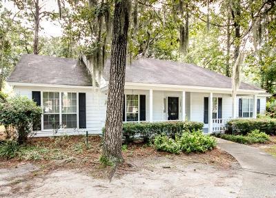 Single Family Home For Sale: 2614 Thomas Street