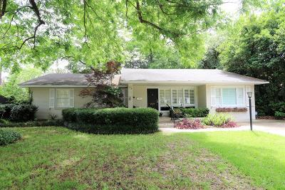 Berrien County, Brooks County, Cook County, Lanier County, Lowndes County Single Family Home For Sale: 1909 Williams St.