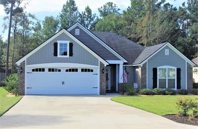 Berrien County, Brooks County, Cook County, Lanier County, Lowndes County Single Family Home For Sale: 3481 Farmers Way
