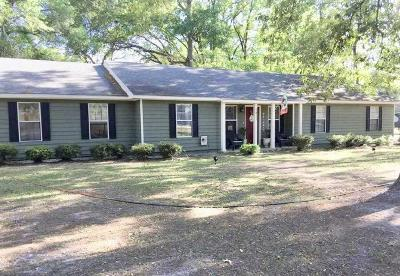 Single Family Home For Sale: 2411 Lochwood Drive