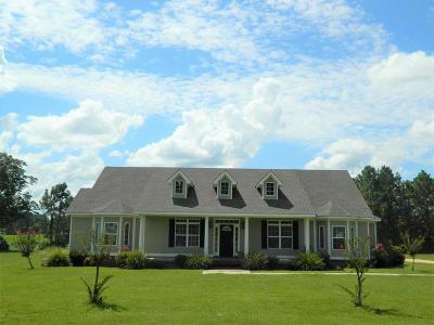 Quitman Single Family Home For Sale: 1923 Ellenberg Road