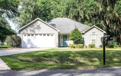 Single Family Home For Sale: 5009 Seminole Circle