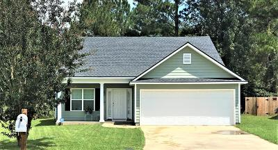 Single Family Home For Sale: 4169 Waterberry Circle