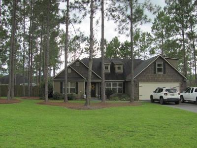 Berrien County, Brooks County, Cook County, Lanier County, Lowndes County Single Family Home For Sale: 3581 Guest