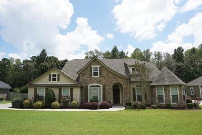Single Family Home For Sale: 4692 San Saba Drive