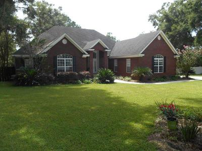 Lowndes County Single Family Home For Sale: 5739 Gardenia Circle
