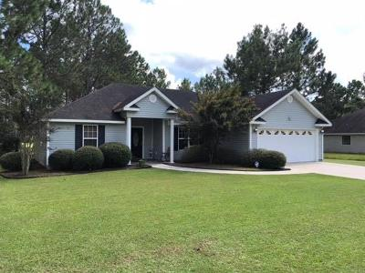 Lakeland Single Family Home For Sale: 80 Brookfield Drive