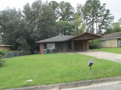 Berrien County, Brooks County, Cook County, Lanier County, Lowndes County Single Family Home For Sale: 919 E Brookwood Place