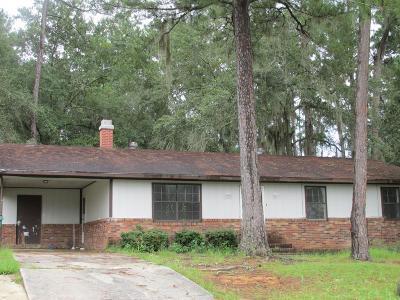 Valdosta GA Single Family Home For Sale: $45,000