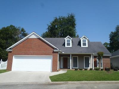 Berrien County, Brooks County, Cook County, Lanier County, Lowndes County Single Family Home For Sale: 3134 Huntington Ridge Circle