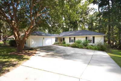 Berrien County, Brooks County, Cook County, Lanier County, Lowndes County Single Family Home For Sale: 2301 S Sherwood Drive