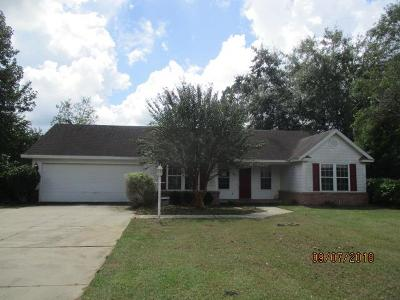 Hahira Single Family Home For Sale: 626 E Main Street Ext