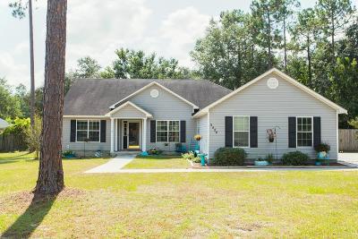 Single Family Home For Sale: 5824 Live Oak Drive