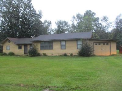 Berrien County, Brooks County, Cook County, Lanier County, Lowndes County Single Family Home For Sale: 4315 S First Street