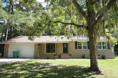 Single Family Home For Sale: 2215 Park Lane