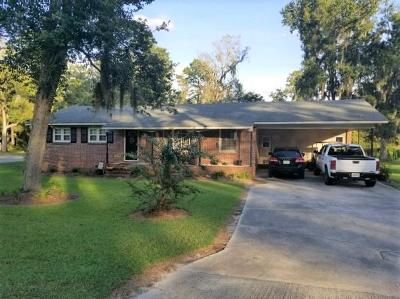 Berrien County, Brooks County, Cook County, Lanier County, Lowndes County Single Family Home For Sale: 1102 Berrien St.