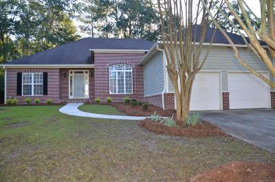 Stone Creek Single Family Home For Sale: 4547 Plantation Crest Road
