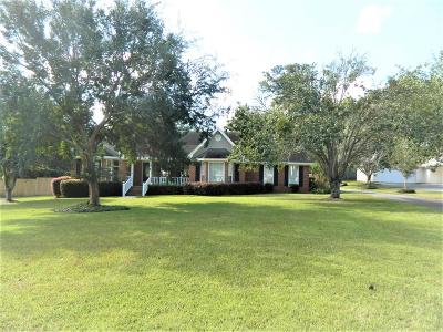 Berrien County, Brooks County, Cook County, Lanier County, Lowndes County Single Family Home For Sale: 3914 Liska Circle