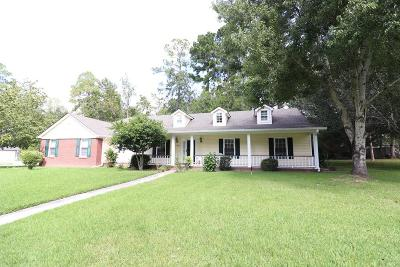 Berrien County, Brooks County, Cook County, Lanier County, Lowndes County Single Family Home For Sale: 415 Shirley Place