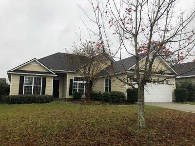 Single Family Home For Sale: 4313 Wisteria