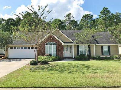 Berrien County, Brooks County, Cook County, Lanier County, Lowndes County Single Family Home For Sale: 4036 Walden Road