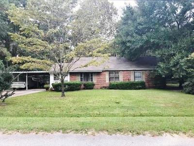 Berrien County, Brooks County, Cook County, Lanier County, Lowndes County Single Family Home For Sale: 2116 Mathis Dr