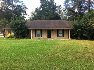 Single Family Home For Sale: 2233 Oakgrove Circle