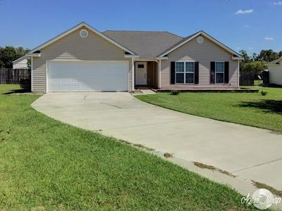Berrien County, Brooks County, Cook County, Lanier County, Lowndes County Single Family Home For Sale: 1 Jacobs Walk