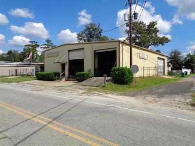 Lowndes County Commercial For Sale: 823 S Lee St