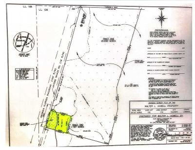 Commercial Lots & Land For Sale: Jaycee Shack Rd