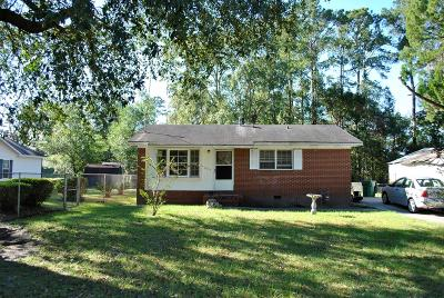 Berrien County, Brooks County, Cook County, Lanier County, Lowndes County Single Family Home For Sale: 605 W Gordon Street