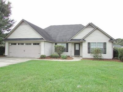 Berrien County, Brooks County, Cook County, Lanier County, Lowndes County Single Family Home For Sale: 7601 Caden Way