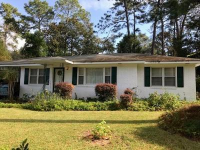 Valdosta Single Family Home For Sale: 2211 Jerry Jones Rd