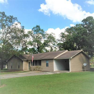 Berrien County, Brooks County, Cook County, Lanier County, Lowndes County Single Family Home For Sale: 3630 Becky Street