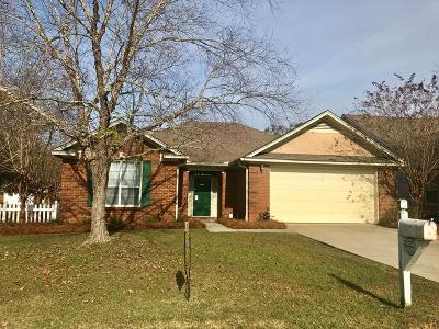 Valdosta Single Family Home For Sale: 3514 Belmont Circle