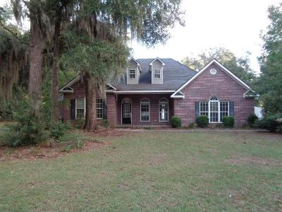 Berrien County, Brooks County, Cook County, Lanier County, Lowndes County Single Family Home For Sale: 5749 Jacaranda Road