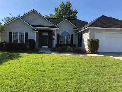 Valdosta Single Family Home For Sale: 3815 Edinburg Circle