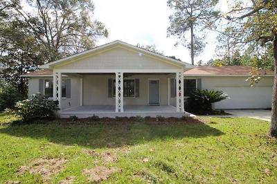 Hahira Single Family Home For Sale: 9389 Stalvey Rd