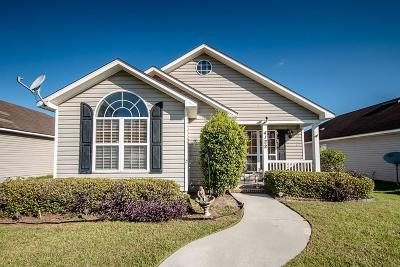 Valdosta Single Family Home For Sale: 4122 Sedgwyck Lane