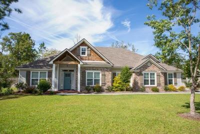 Valdosta Single Family Home For Sale: 3496 Knights Mill Drive