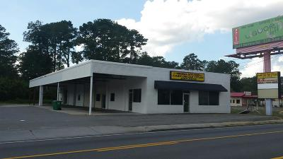 Lowndes County Commercial Lease For Lease: 1306 N Ashley St
