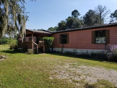 Valdosta Single Family Home For Sale: 4159 Johnson Road