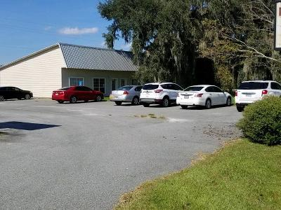 Lanier County Commercial For Sale: Tbd** S Hwy 135