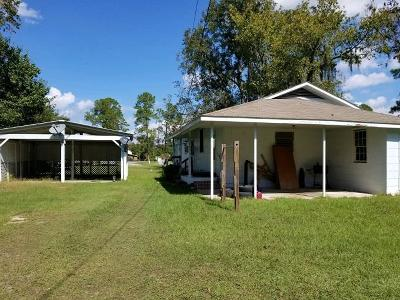 Berrien County, Brooks County, Cook County, Lanier County, Lowndes County Single Family Home For Sale: 832 W Lee Ave.