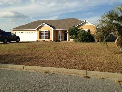 Valdosta Single Family Home For Sale: 3918 Trotters Ridge