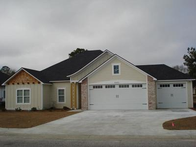Valdosta Single Family Home For Sale: 3862 Thoreau Drive